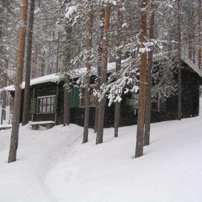 Upseerimaja Rokulin talvi