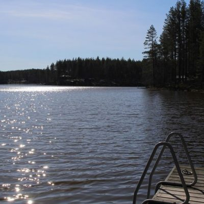 Syväjärven maisemaa